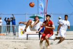 نخستین دوره بازیهای جهانی ساحلی از فردا در دوحه آغاز میشود